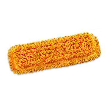 Моп Microriccio, микрофибра, желтый, 40*13 см