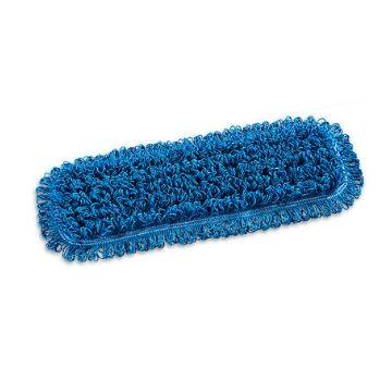 Моп Microriccio, микрофибра, синий, 40*13 см
