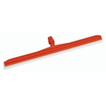 Сгон для пола, красный с белой резиной, 45-75 см